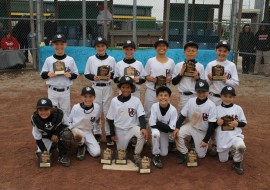The Upper Deck Cougars Won the 2013 CABA Midwest Regional. The teams 8th tournament win. The Upper Deck Cougars are now 45-1 and have a birth to the CABA world series.