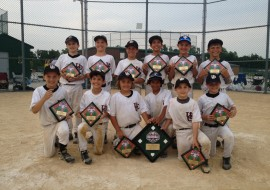 Upper Deck Cougars Won the USSSA Illinois State Championship!