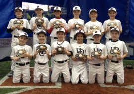 The 2014 10U Upper Deck Cougars are Back to Their Winning Ways
