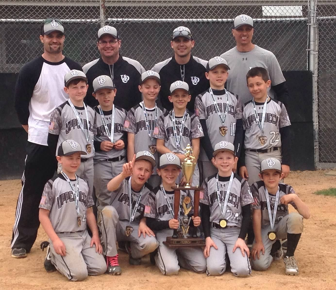 9U-Les takes 1st in USSSA Troy Spring Classic