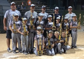 8u-Greenfield takes 2nd at BOMC World Series