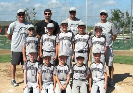 9u-Les takes 2nd at Bourbonnais 10u Summer Slugfest