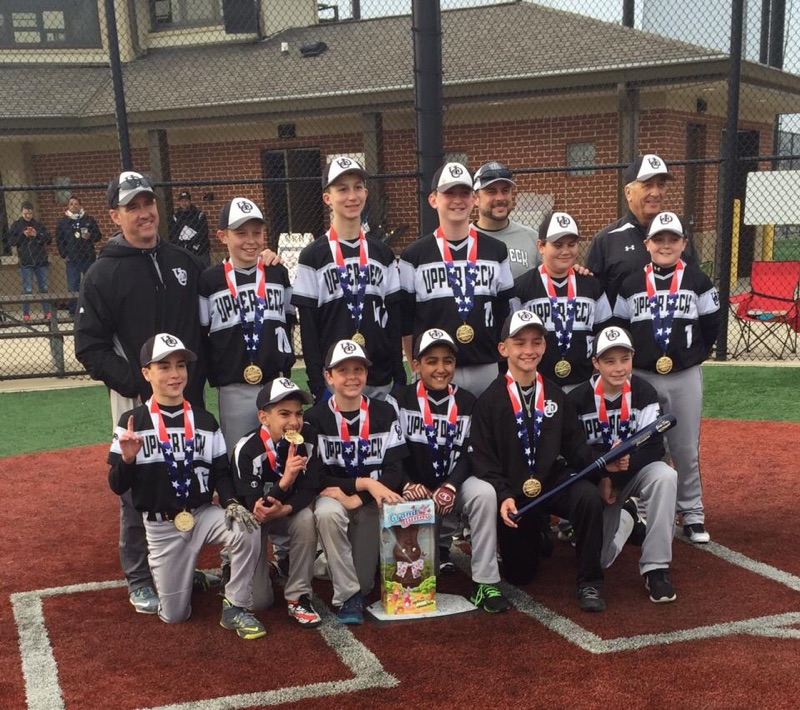 12U-Ganser wins Battle of the Bunny
