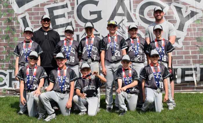 11U-Blevins takes 2nd in Battle For The Crown