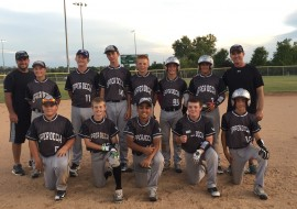 12u-Ganser takes 2nd in Sparks Benny Newsome Classic