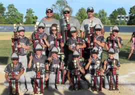 8u-Bartley takes 1st in Lockport Lockdown
