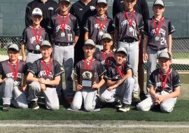 10U-Les takes 2nd USSSA Summer Bash