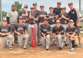 12u-Ganser takes 2nd in Mid-Summer Championships