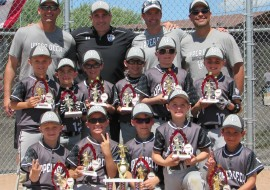 8u-Bartley takes 2nd in N.Lenox Memorial Day Classic