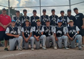 13u-Ganser takes 1st in Mokena Father's Day Classic
